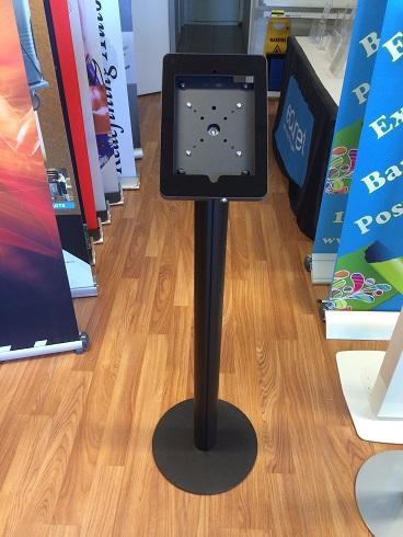 iPad round black 01