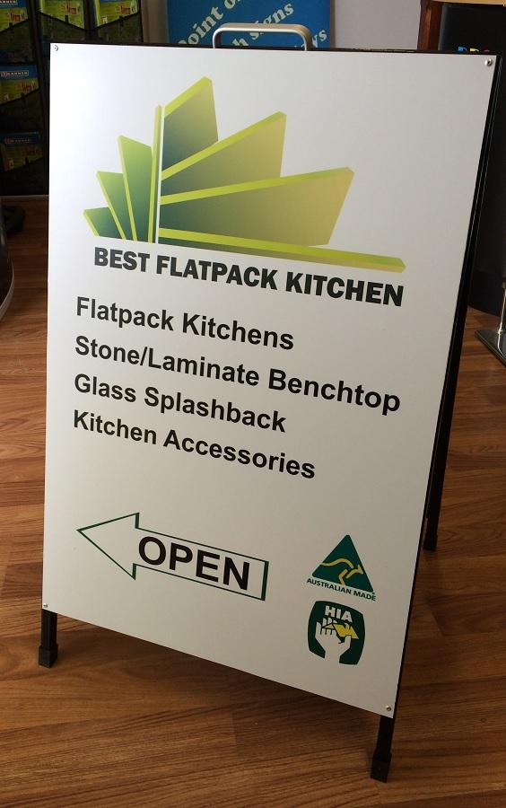 A Frames Best Flatpack