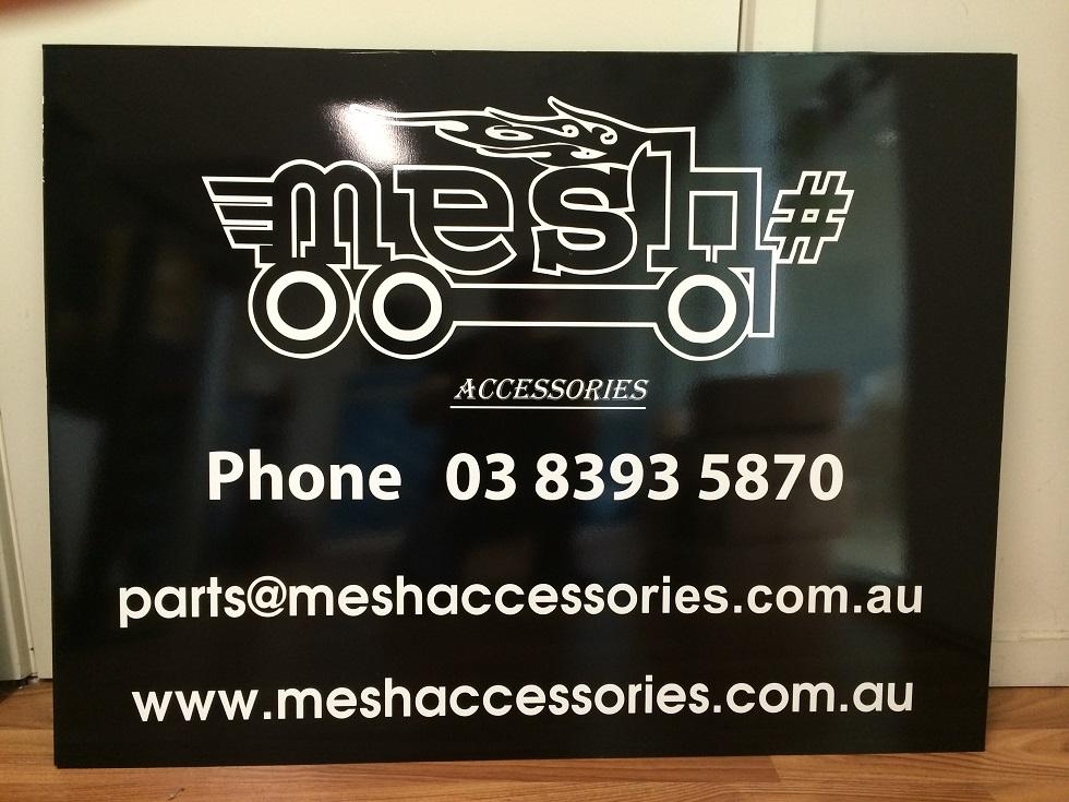 ACP Sign-mesh