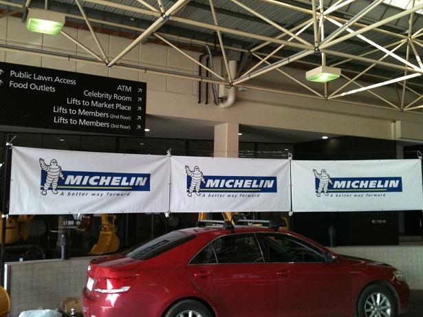 Vinyl Banner-Michelin01