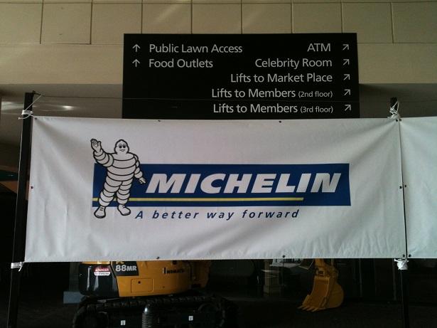 Vinyl Banner-Michelin02