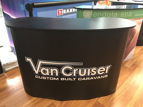 Magnetic Promotiont Table-Van Cruiser